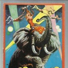 Catálogos publicitarios: PROGRAMA CIRCO AMERICANO 1971, MUY BUEN ESTADO. Lote 151726194