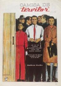 1964 Publicidad camisa Tervilor 13x18,7 cm