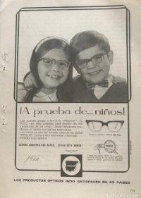 1964 Publicidad Indo 13,6x18,8 cm