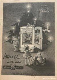 1957 Publicidad Termofrigidus 13,4x18,7 cm