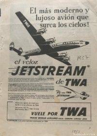 1957 TWA