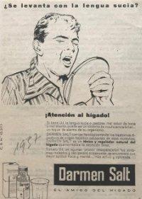 1957 Publicidad Darmen Salt