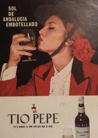 1965 Publicidad Tio Pepe, Gonzalez Byass II