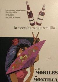 1965 Publicidad Moriles Montilla