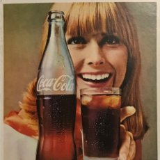 Catálogos publicitarios: 1966 PUBLICIDAD COCACOLA. Lote 149254066