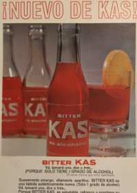 1966 Publicidad Bitter Kas