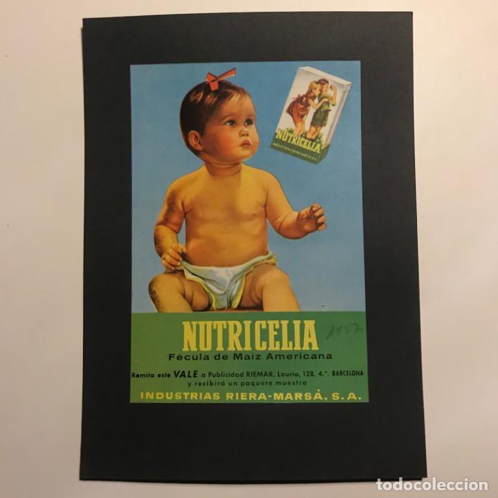 Catálogos publicitarios: 1957 Publicidad Nutricelia - Foto 2 - 149254370