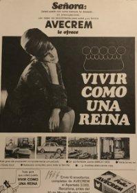 1966 Publicidad Avecrem
