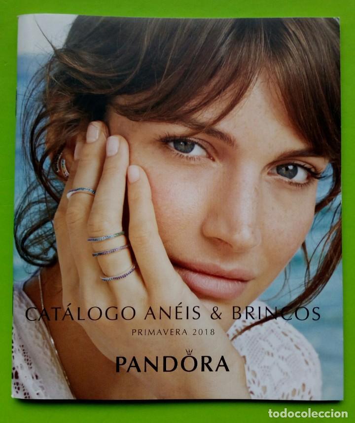 CATÁLOGO PANDORA 2018 (Coleccionismo - Catálogos Publicitarios)