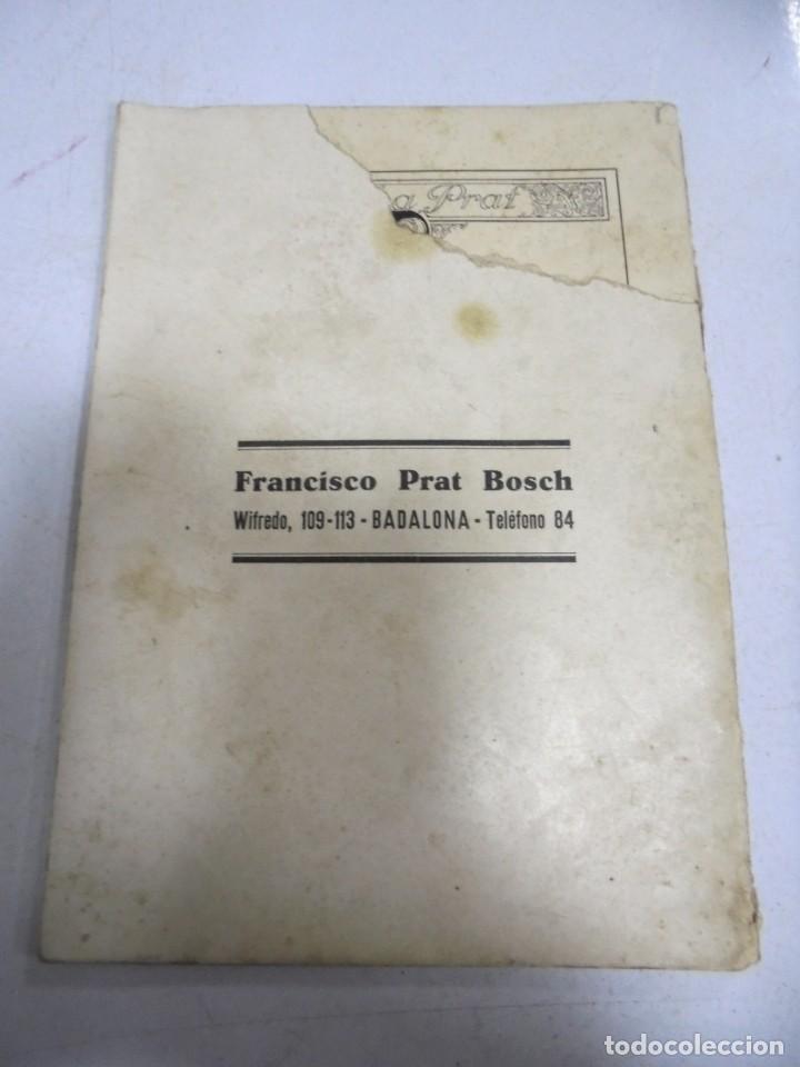 Catálogos publicitarios: CATALOGO PUBLICITARIO. BOMBA PRAT. ILUSTRADO. VER INTERIOR. AÑOS 50 - Foto 14 - 154098102