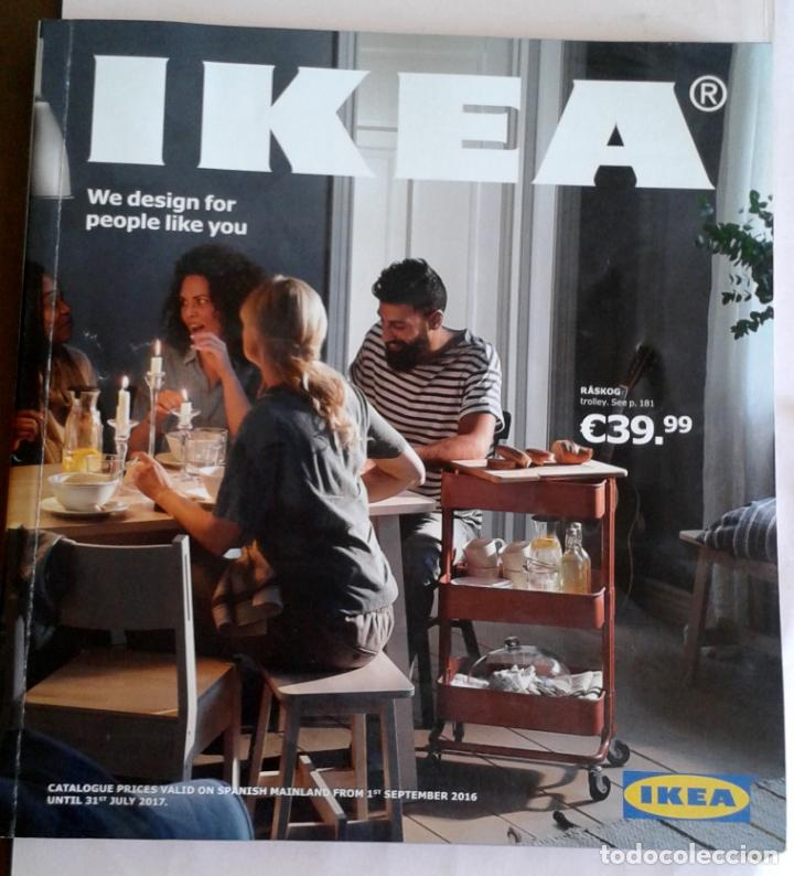 Catálogo Ikea Verano Julio 2017 En Inglés