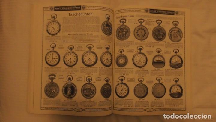 Catálogos publicitarios: CATALOGO ILUSTRADO 1912. AUGUST STUNKENBROK EINBECK. ALEMANIA - Foto 3 - 156539010