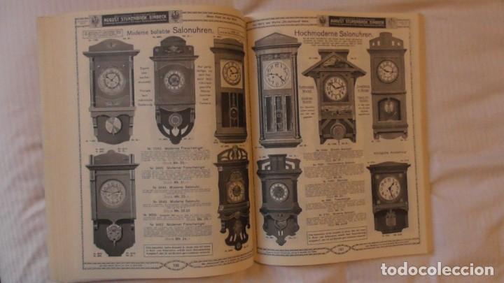 Catálogos publicitarios: CATALOGO ILUSTRADO 1912. AUGUST STUNKENBROK EINBECK. ALEMANIA - Foto 4 - 156539010