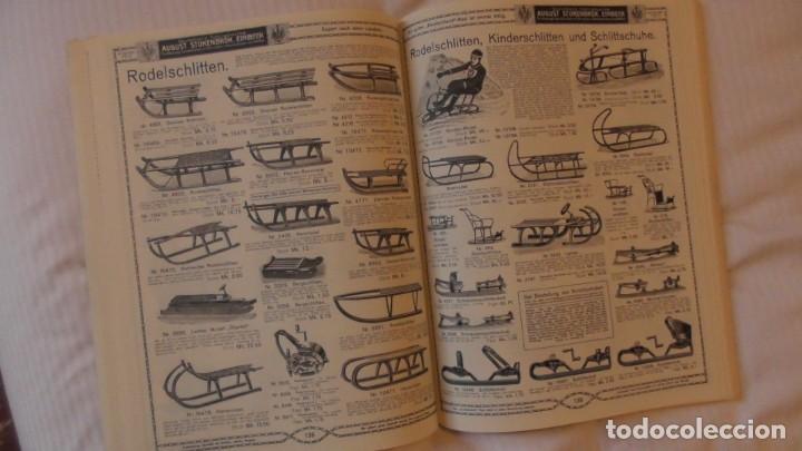 Catálogos publicitarios: CATALOGO ILUSTRADO 1912. AUGUST STUNKENBROK EINBECK. ALEMANIA - Foto 5 - 156539010