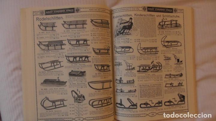 Catálogos publicitarios: CATALOGO ILUSTRADO 1912. AUGUST STUNKENBROK EINBECK. ALEMANIA - Foto 6 - 156539010