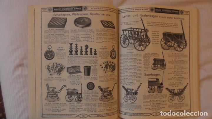 Catálogos publicitarios: CATALOGO ILUSTRADO 1912. AUGUST STUNKENBROK EINBECK. ALEMANIA - Foto 7 - 156539010