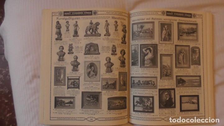 Catálogos publicitarios: CATALOGO ILUSTRADO 1912. AUGUST STUNKENBROK EINBECK. ALEMANIA - Foto 9 - 156539010
