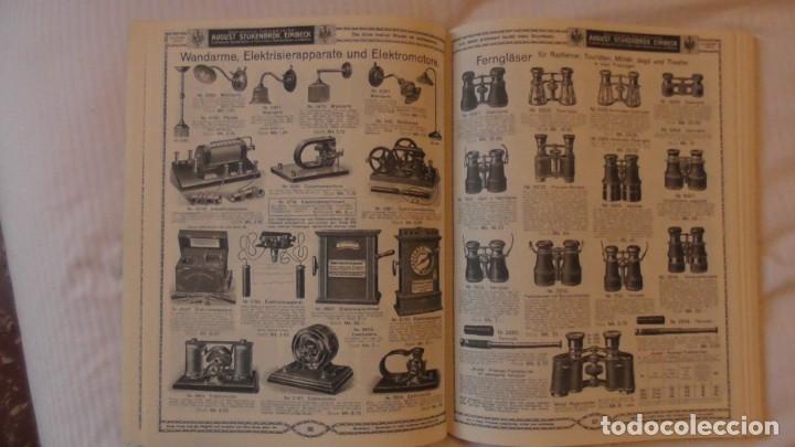 Catálogos publicitarios: CATALOGO ILUSTRADO 1912. AUGUST STUNKENBROK EINBECK. ALEMANIA - Foto 10 - 156539010