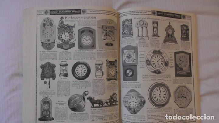 Catálogos publicitarios: CATALOGO ILUSTRADO 1912. AUGUST STUNKENBROK EINBECK. ALEMANIA - Foto 13 - 156539010
