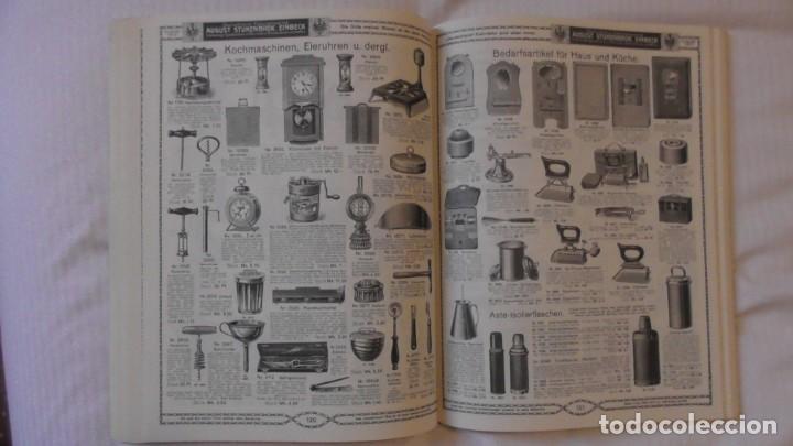 Catálogos publicitarios: CATALOGO ILUSTRADO 1912. AUGUST STUNKENBROK EINBECK. ALEMANIA - Foto 14 - 156539010