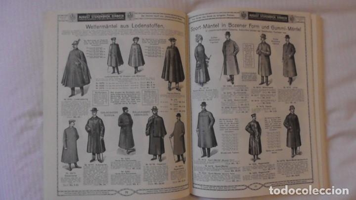 Catálogos publicitarios: CATALOGO ILUSTRADO 1912. AUGUST STUNKENBROK EINBECK. ALEMANIA - Foto 15 - 156539010