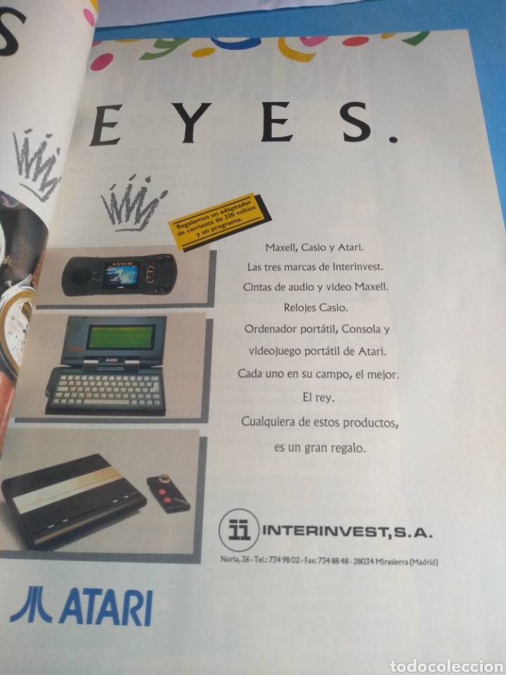 Catálogos publicitarios: Catálogo Selección Continente Navidad de 1991,n'13 - Foto 11 - 151221002