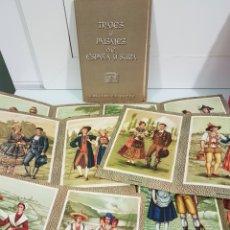 Catálogos publicitarios: TRAJES Y PAISAJES DE ESPAÑA Y SUIZA EDICIONES ROCHE. Lote 157305340