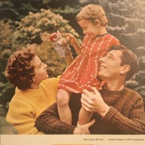 1961 Publicidad Kodak 18x25 cm