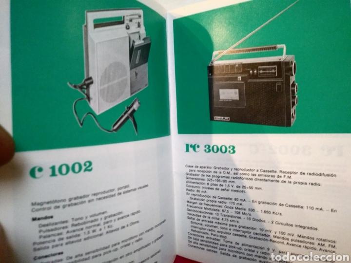 Catálogos publicitarios: LAVIS. RADIO. TV. SONIDO. CATALOGO AÑOS 70. - Foto 5 - 158729210