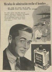 1955 Publicidad Aqua Velva