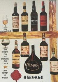 1964 Publicidad Osborne 18,2x25 cm