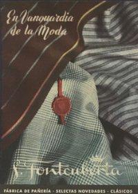 Publicidad Fontcuberta 18,2x25 cm