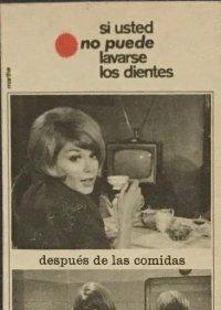 1966 Publicidad Licor del Polo