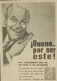 1957 Publicidad Milka de Suchard 18,2x25 cm