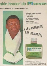 1967 Publicidad loción Mennen 18,2x25 cm