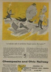 1955 Publicidad Newport News, Virginia