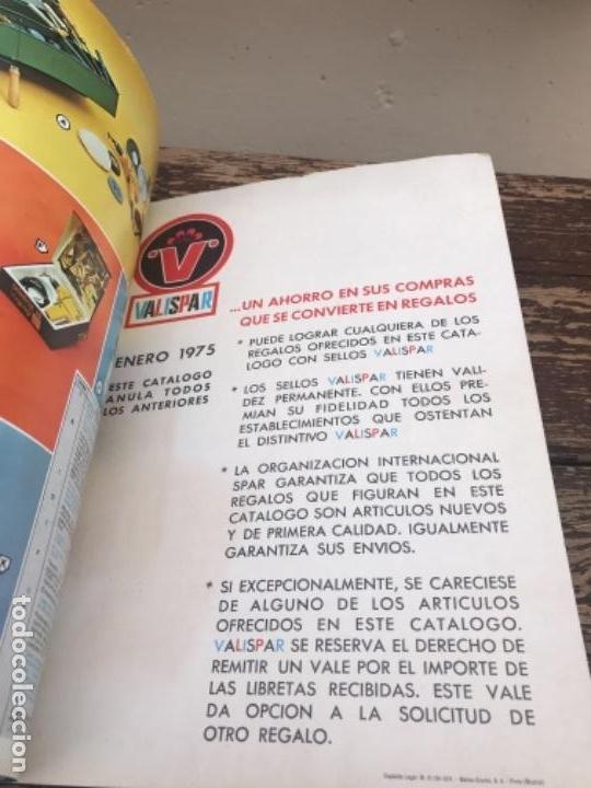 Catálogos publicitarios: Valispar, Enero del 75, - Foto 3 - 159540534