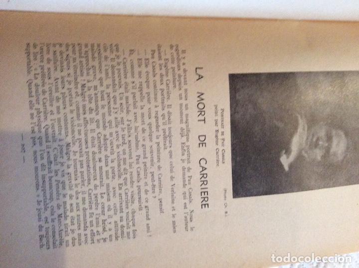 Catálogos publicitarios: Pau Casals et ST Michel de Cuxa1952 - Foto 3 - 160608114