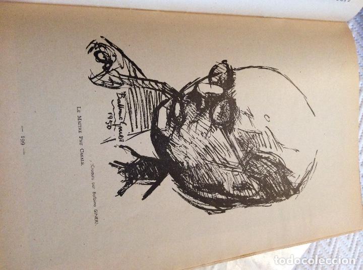 Catálogos publicitarios: Pau Casals et ST Michel de Cuxa1952 - Foto 4 - 160608114