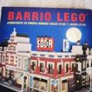 Catálogos publicitarios: BARRIO LEGO. ED. OBERON. Lote 160617774