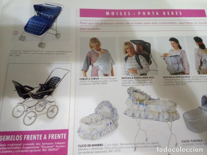 f5f2ed2a4 Catálogos publicitarios  CATALOGO BEBE CONFORT AÑO 1990