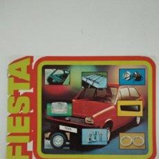 Catálogos publicitarios: CATÁLOGO FORD FIESTA ACCESORIOS. Lote 161076645