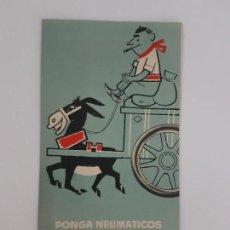 Catalogues publicitaires: CATÁLOGO FIRESTONE, PONGA RUEDAS EN SU CARRO ( 1957 ). Lote 161102178