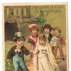 Catálogos publicitarios: PUBLICIDAD COMPANIA LIEBIG . Lote 162209470