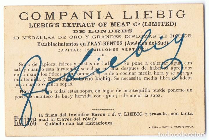 Catálogos publicitarios: PUBLICIDAD COMPANIA LIEBIG - Foto 2 - 162209470