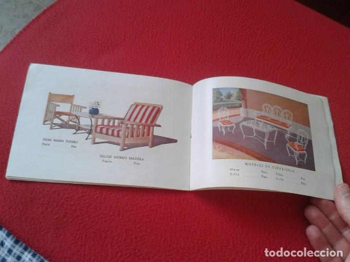 Catálogos publicitarios: CATÁLOGO PUBLICITARIO EL SOL MANUFACTURAS DE OBJETOS LONA MADRID SEVILLA ZARAGOZA TOLDOS QUITASOL... - Foto 8 - 162452490