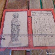 Catálogos publicitarios: LISTA DE PRECIOS DE ESCULTURA RELIGIOSA GRAN LUJO VIRGENES SANTOS Y SANTAS NIÑO JESUS . Lote 163954862