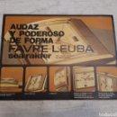 Catálogos publicitarios: PUBLICIDAD RELOJES FAVRE-LEUBA DESPLEGABLE DÍPTICO. Lote 165750846