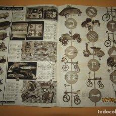 Catálogos publicitarios: ANTIGUO CATÁLOGO NAVIDAD AÑO NUEVO REYES DE GALERIAS PRECIADOS AÑO 1957-58 CON JUGUETES. Lote 167069564