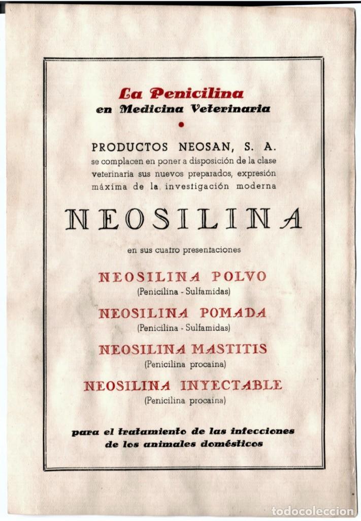 Catálogos publicitarios: Prospectos publicitarios medicamentos - Foto 2 - 167962256